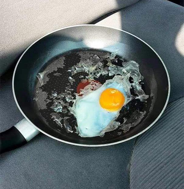 กระทะขอดไข่