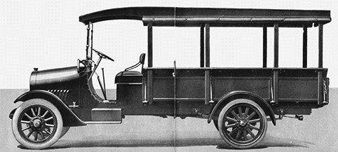 Chevrolet 1918 One-Ton