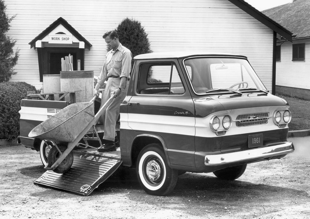 Chevrolet เป็นที่นิยมมาก