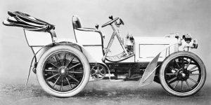 รถยนต์คันแรกที่ติดตั้งเครื่องยนต์ใหม่ล่าสุดกำลังแรงสูง