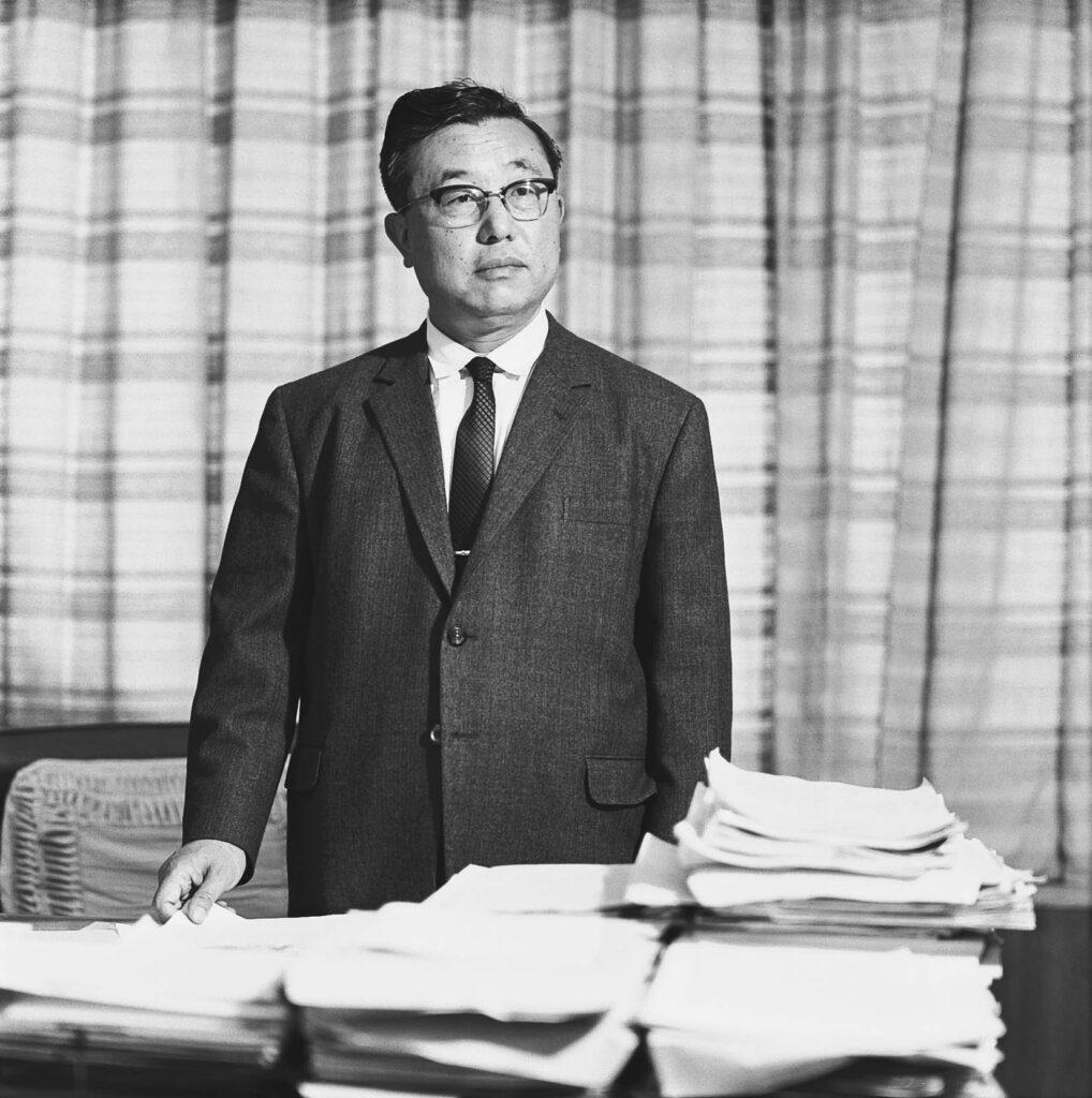 Mr.Eiji Toyoda