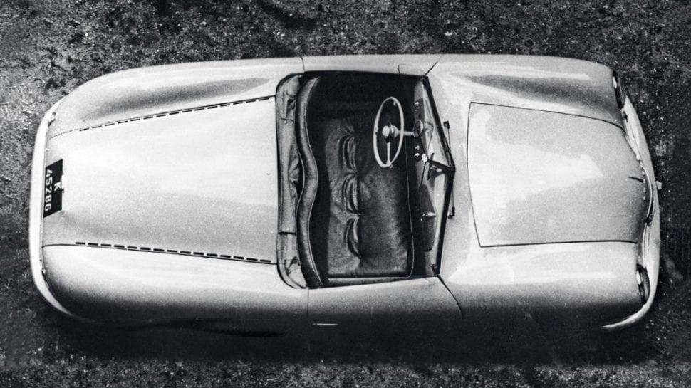 Porsche 356 Roadster
